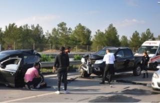 Haftalık Trafik Raporu… 72 Kaza, 19 Yaralı