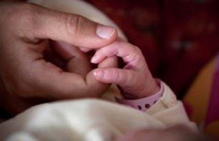 Hindistan'da 20 günlük bir kız bebek diri...