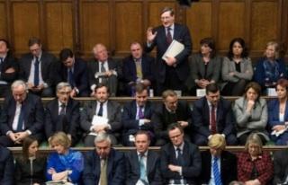 İngiltere Parlamentosu: AB'den anlaşma olmadan...