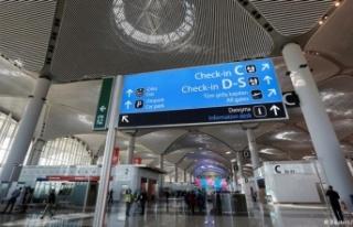 İstanbul Havalimanı'na taşınma 45 saatte...