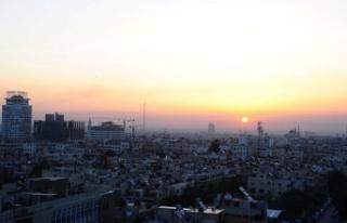 SANA: Şam'da Rusya Büyükelçiliği'nin bulunduğu...