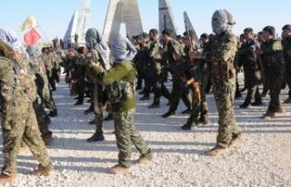 Suriye'de ABD-YPG ortak konvoyuna intihar saldırısı:...