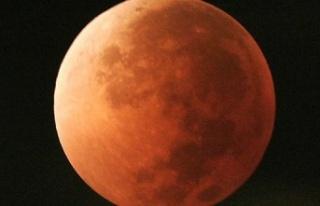 Tam Ay tutulması 21 Ocak'ta: Türkiye'de...