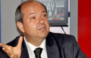 """Tatar: """"Akıncı, federasyonun olmayacağını..."""