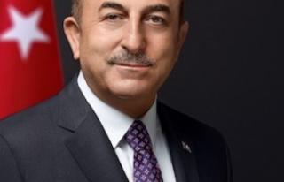 Türkiye Dışişleri Bakanı Çavuşoğlu Cuma günü...