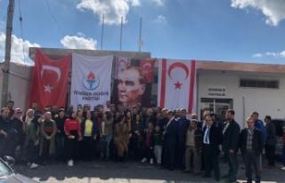 """Arıklı: """"Kıb-Tek Cumhuriyetiyle Mücadelede Hükümete..."""