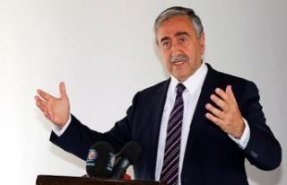 Cumhurbaşkanı Akıncı, Bakanlar Kurulu'nu bilgilendirdi