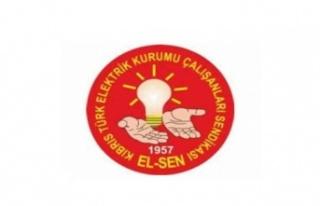 El-Sen Çalışma Ve Sosyal Güvenlik Bakanı Çeler'e...