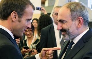 Ermenistan lideri Paşinyan, Macron'un 1915 kararını...