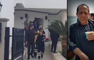 Gece kulübü işletmecisi Ali Mahşeker, evinde ölü...