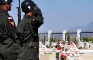 Hamit Hilmi, pazartesi günü askeri törenle Tekke...