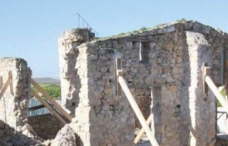 Lefkoşa'daki St. Jacops Kilisesi çöktü