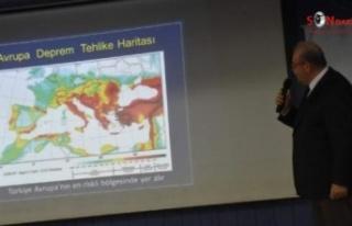 Marmara deprem, için en kötü senaryo! 'Müthiş...