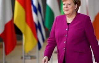 Merkel: Brexit'i müzakereye açmadan çözüm...