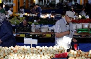Merkez Bankası: Enflasyonu sebze-meyve fiyatlarındaki...