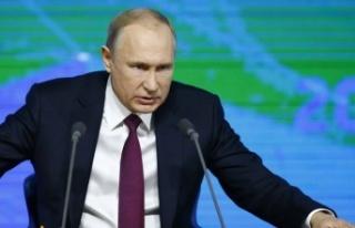 Son dakika... ABD'nin INF kararına Putin'den...
