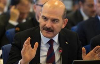 Soylu: Kıbrıs'ta PKK'nın peşine düştük...