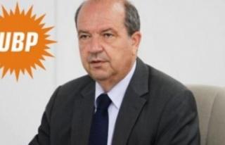 Tatar, Aydın Denktaş için taziye mesajı yayımladı:...