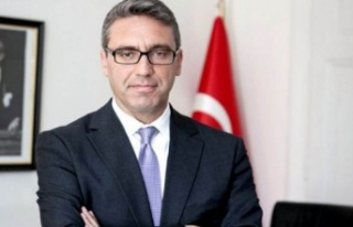 Türkiye'nin Atina Büyükelçisi'nden Mesaj