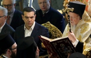 Venizelos'tan 86 yıl sonra ilk: Çipras Heybeliada...