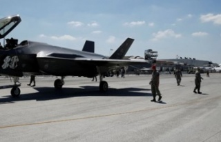 ABD'den, Türkiye'ye Yeni F-35 Oyunu