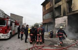 Ankara'da sanayi sitesinde yangın: 5 kişi hayatını...
