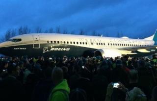 Boeing 737-8 Max'in Türk hava sahasındaki uçuşları...