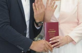 Evlenmeler azaldı, boşanmalar arttı: Yabancı gelinlerde...