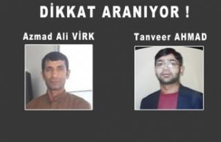 Gökhan Naim Cinayeti Zanlılarından Azmad Ali Virk...