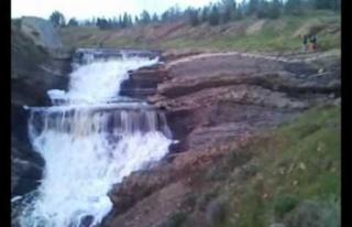 Gönyeli Barajı alarm veriyor! Bekiroğlu: Her an...