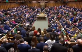 İngiltere Parlamentosu, Brexit Anlaşması'nı...