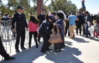 KKTC'de Nevruz olaysız ve sakin geçti