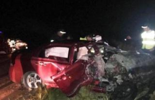 Trafik Canavarı Boş Durmadı: 2 Kişi Hayatını...