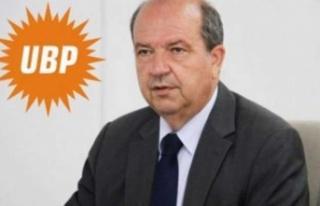 UBP lideri Tatar: Neden CTP adayları Kızılyürek'le...