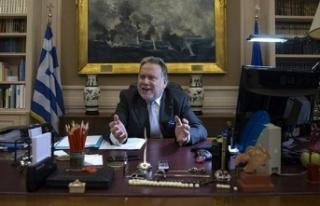 Yunanistan Dışişleri Bakanı Katrugalos: AP'nin...