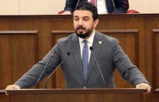 Zaroğlu Meclis'te Doğalgaz Konusuna Değindi