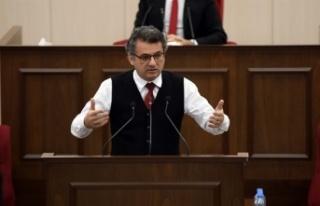Erhürman: Türkiye ve Ortaklar Arasında Sıkıntı...