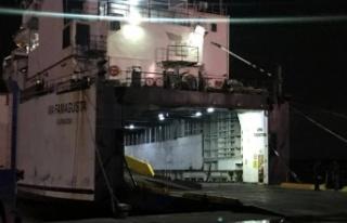 Gazimağusa Limanı'nda eylem sona erdi