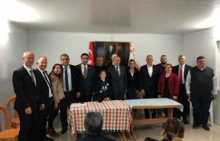 """""""Halk UBP'yi İktidarda Görmek İstiyor"""""""