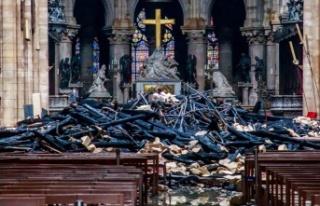 İlk alarm uyarıcı olmamış: Notre Dame'daki...