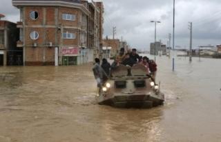 İran'da sel felaketiİran Dışişleri Bakanı...