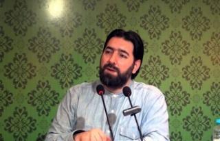 Milli Gazete yazarı Kıranşal: Başkasının internet...