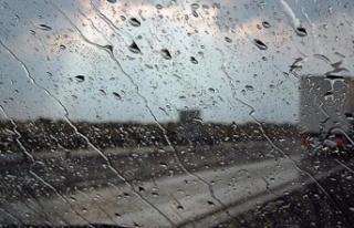 Pazara kadar hava yağmurlu