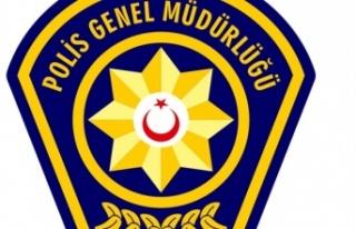 Polis dün gece Lefkoşa'da sıkı denetim gerçekleştirdi