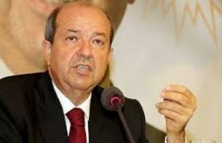 Tatar: ''Guterres'in Raporu, Kıbrıs...