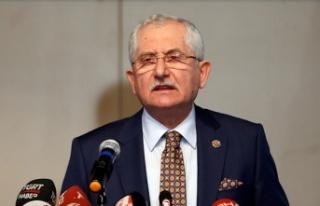 YSK Başkanı Sadi Güven'den son dakika İstanbul...