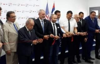 Amerikan Türk İş Geliştirme Konseyi Kıbrıs Temsilciliği'nin...