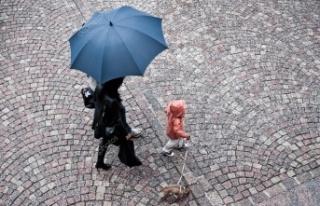 Dikkat! Şemsiyelerinizi hazırlayın yağmur geliyor