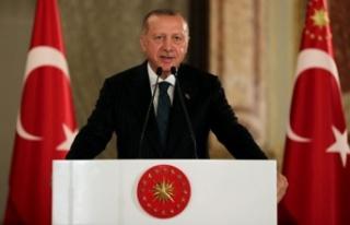 Erdoğan yaklaşan tehlikeye dikkat çekti