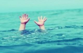 Girne'de denize düşen bir kişi boğularak...